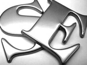 moulded lettering