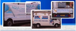vinyl graphics and vehicle signage